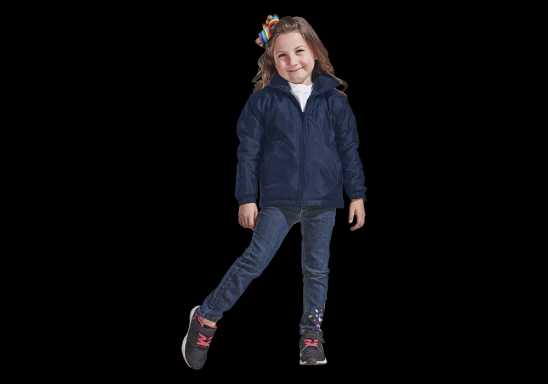 Kiddies Max Jacket