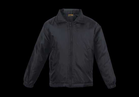 Kiddies Max Jacket - Black