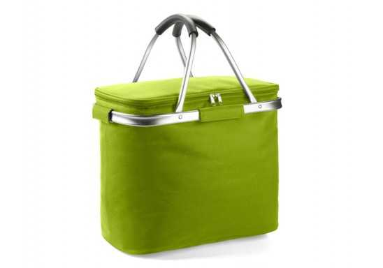 Picnic Cooler Basket - Lime