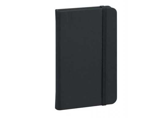 A6 Oxford Notebook - Black