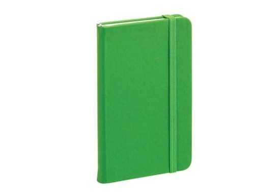 A6 Oxford Notebook - Lime