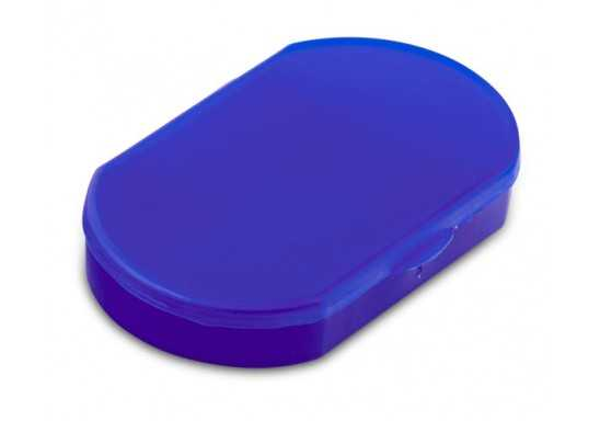 Trizone Pill Case - Blue