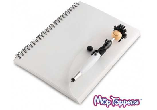 Mop Doctor A5 Notebook And Pen