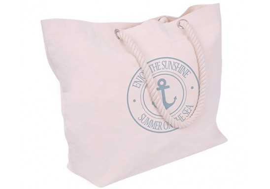Paradise Cotton Beach Bag