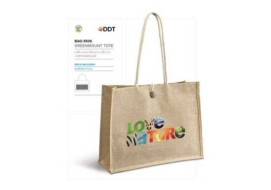 Greenmount Tote