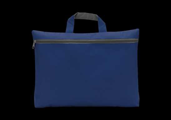 600D Seminar Bag - Blue