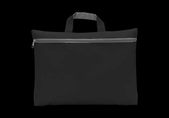600D Seminar Bag - Black