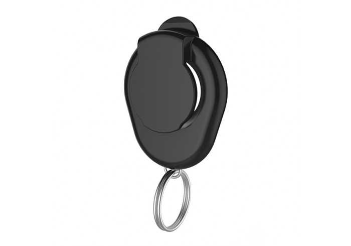 Kappa Bottle Opener With Keychain - Black