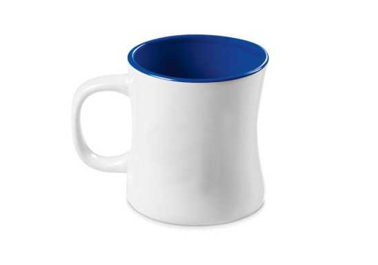 Tricolour Sub Mug - Blue
