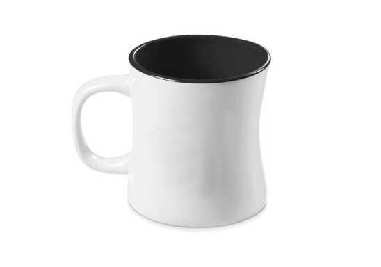 Tricolour Sub Mug - Black