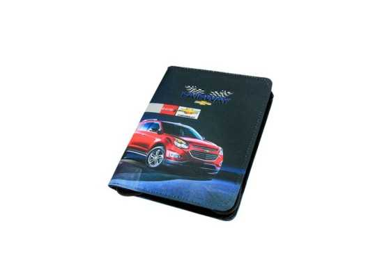 Bryden A5 zip around Folder