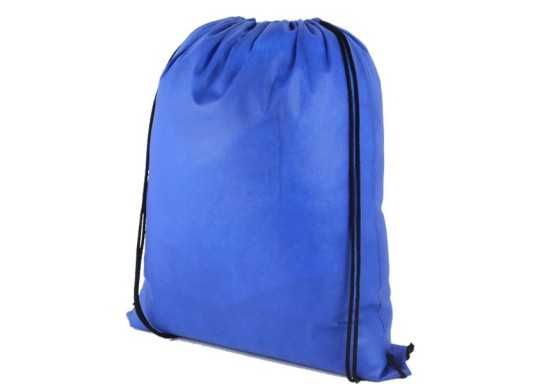 Bria Drawstring Bag - Blue