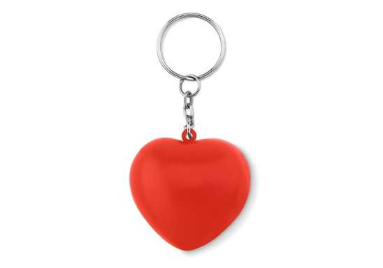 Lovey Stress Ball Keyring