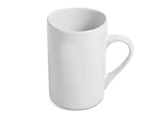 Hot Spot Sub Mug - White