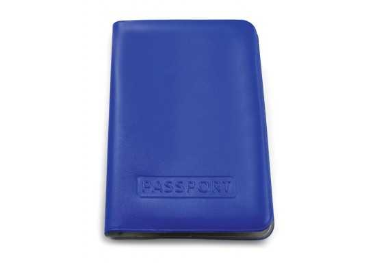 Budget Passport Holder - Royal Blue