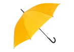 Auto Open Hook Umbrella - Yellow