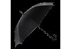 Auto Open Hook Umbrella - Black