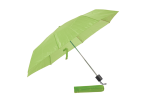 Foldable Umbrella With Metal Frame - Lime