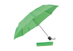 Foldable Umbrella With Metal Frame - Green
