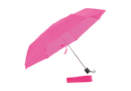 Foldable Umbrella With Metal Frame - Pink