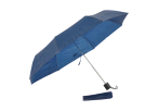 Foldable Umbrella With Metal Frame - Navy