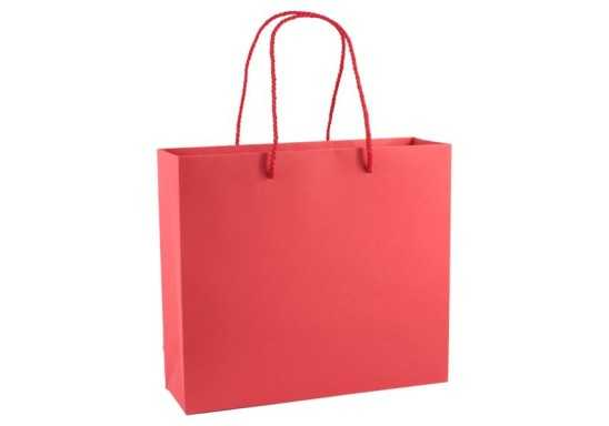 Galleria Gift Bag - Red
