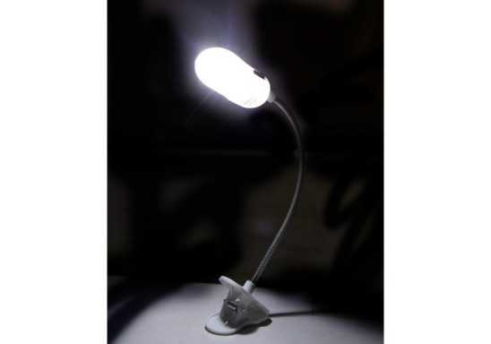 LED Book Light Clip