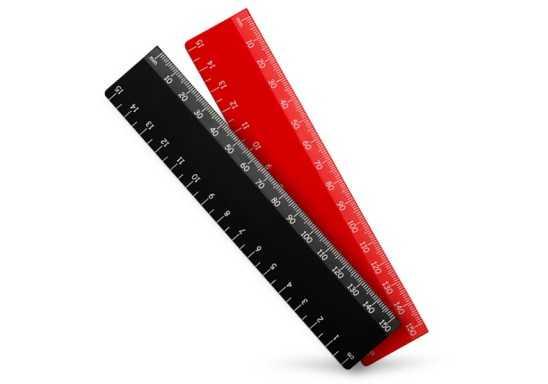 Echo 15cm Ruler