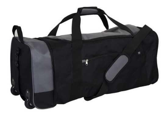 Bolster Foldable Trolley Bag