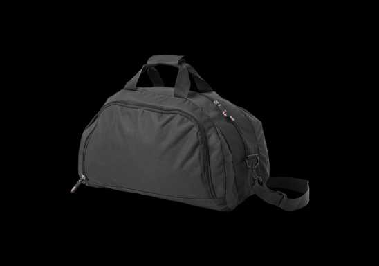 Weekend Sports Bag - Black