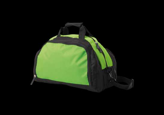 Weekend Sports Bag - Lime