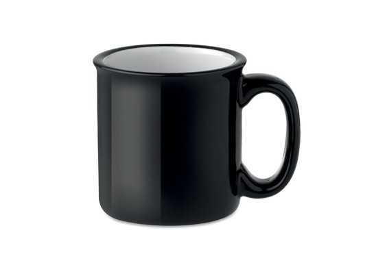 Vintage Mug - Black