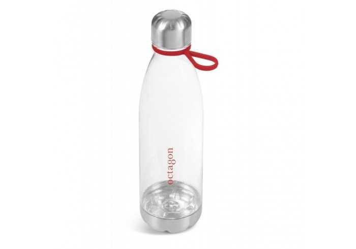 Clearview Water Bottle - Purple
