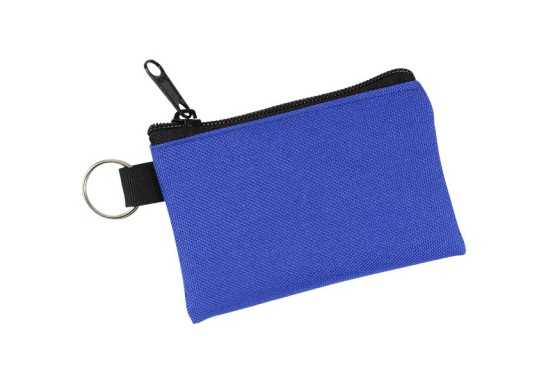 Sirius Coin Purse Key Holder - Blue