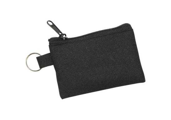 Sirius Coin Purse Key Holder - Black