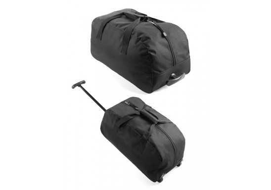 Trolley Travel Bag - Black
