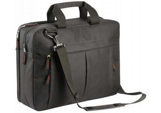 Padded Laptop Bag - Black