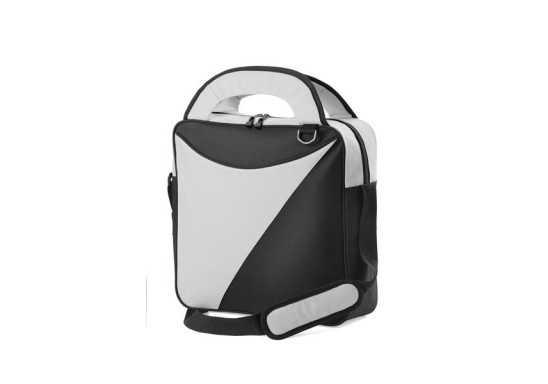 Premiere Laptop Bag - Grey black