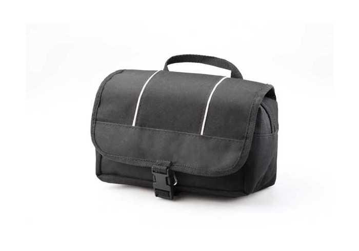 Safari Toiletry Bag - Black