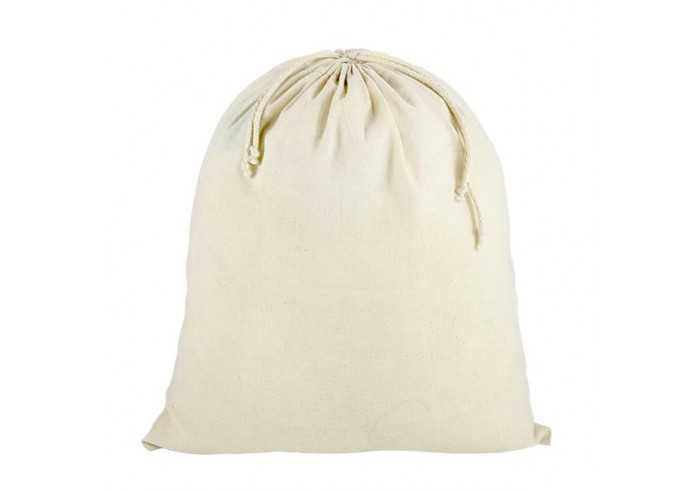 Cotton Drawcord Bag