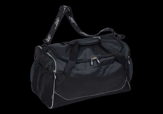 BRT Chrome Tag bag - Black