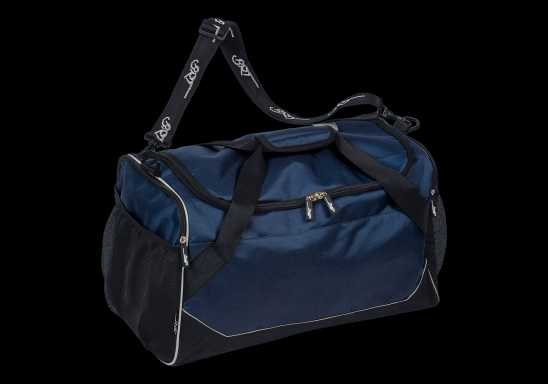 BRT Chrome Tag bag - Navy