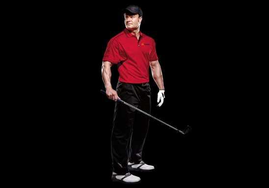 BRT Champion Golfer