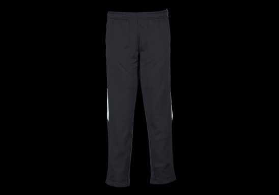 BRT Chrome Tracksuit Pants - Black