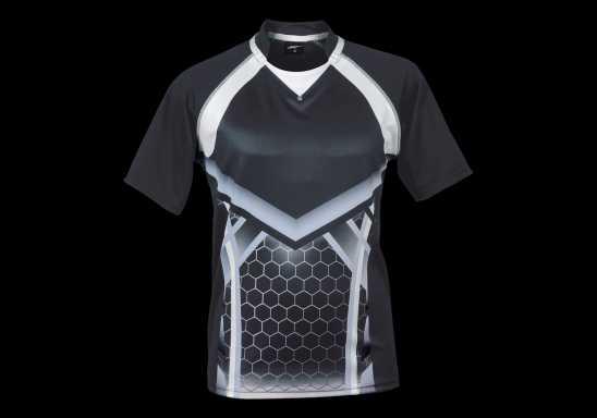 BRT Tarai Rugby Jersey - Black