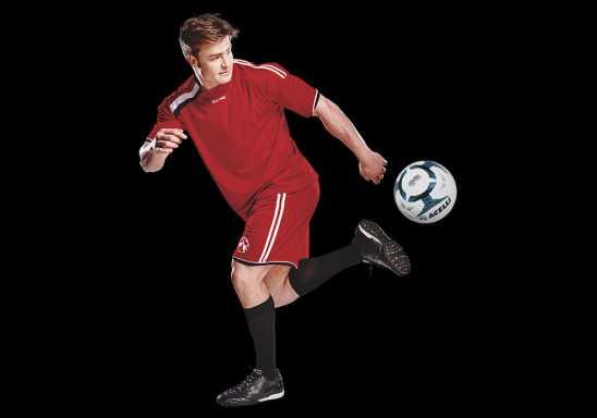 BRT Vierra Soccer Single Set