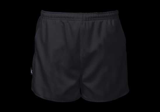 BRT Scrum Shorts - Black