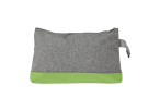 Melange Toiletry Bag - Lime