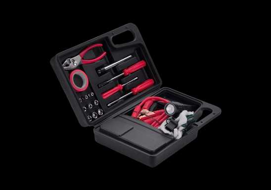 Auto Multifunctional Emergency Kit