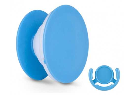 Pop Grip Phone Holder And Stand - Aqua